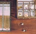 ガラスコレクションケース トール