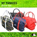 【当社生産 国内ライセンス】ヤンキース ボストン バッグ トートバッグ カバン 鞄 防水 アウトドア