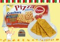 【 Delser/デルセール 】ピザクラッカー 200g【イタリア産・クラッカー】