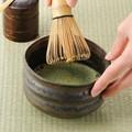 ■【抹茶椀】高瀬イブシ抹茶碗