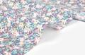 【生地】【布】【コットン】A tiny flower - dreamlike デザインファブリック★50cm単位でカット販売