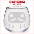コロンとした形が可愛いダルマのグラス!【ダルマグラス】