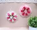 ベアローズリース ピンク/ホワイト