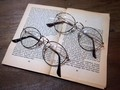 伊達めがね(9323) 眼鏡 メガネ ファッショングラス レディース メンズ ボストン型メガネ