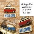 ヴィンテージカー プラッケ[WELCOME(RD Bus)]