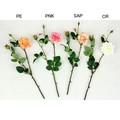 ローズスプレーX3(M)【造花】【ピック】【薔薇】【バラ】