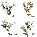 ローズスプレー×5【造花】【ピック】【薔薇】【バラ】