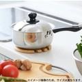 【熟練職人の確かな技術による日本製】ヨシカワ フッ素樹脂加工&ステンレス 片手鍋/両手鍋