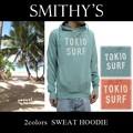 ☆夏物最終処分特集☆SMITHY'S スミス メンズ サマーカラー スウエットパーカー<ラスト6点>