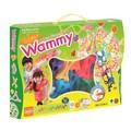 【300ピース】Wammy(ワミー)ベーシック300〜新感覚やわらかブロック〜