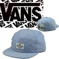 【春夏新作】VANS STUSSER UNSTRUCTURED  14479