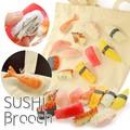 【本物そっくり!】お寿司ブローチ リアル お寿司 日本 和雑貨 和食 景品