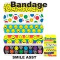 【アメ雑 アメリカ雑貨】Bandage Smile Asst バンドエイト 絆創膏 スマイル