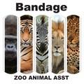 【アメ雑 アメリカ雑貨】Bandage Zoo Animal Asst バンドエイト 絆創膏 動物