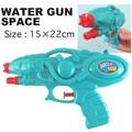 【水鉄砲】ウォーターガン スペース 玩具 おもちゃ 水遊び 宇宙 シンプル