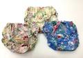 【日本製】おやすみパンツ・さらさら極上コットン【インゴムショーツ】100双天竺・フローラルブルーム