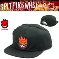 【春夏新作】SPITFIRE Bighead Fill Unst 5panel Snapback  14513