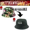 【春夏新作】SPITFIRE Hawaiian Reversible Bucket Hat  14520