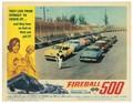 FIREBALL500(1966) ポスター