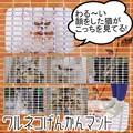 【期間限定特価3 21迄】わるねこ 下水溝玄関マット インテリア 猫 ネコ フロアマット バスマット トイレ