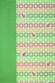 【お正月グッズ】【和雑貨】komon+集印帳(特大) リスのしっぽう(御朱印帳)