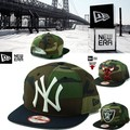 【春夏新作】NEWERA 	9FIFTY【 CAMO 】LOGO GRAND REDUX CAMO 14570