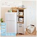 【直送可】【KITCHEN】MUD-5901WS キッチンラック(送料無料)