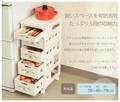 【直送可】【KITCHEN】MUD-6905WS ストッカー(送料無料)
