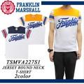 【激安!】◆お買い得春夏商材◆FRANKLIN フランクリン バイカラー ロゴ Tシャツ<ラスト1点>