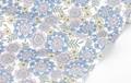 【生地】【布】【コットン】Girl - flower for you デザインファブリック★50cm単位でカット販売