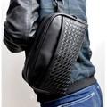 [在庫一掃!]ボディバッグ ウエストバッグ ヒップバッグ ウエストポーチ 鞄 かばん ブラック 黒