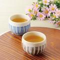 <特価商品>■【湯呑】泉文山十草せん茶湯呑