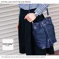 POPCORN【ポップコーン】#3638 レザーバッグ ショルダーバッグ ハンドバッグ