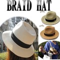 【春夏新作】GENTLY POLY BRAID HAT  14534