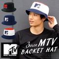 【2016新作】CASTANO MTV ハット バケットハット ビッグロゴ バケット メンズ レディース 帽子
