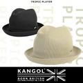 【2016新作】 KANGOL カンゴール ハット TROPIC PLAYER トロピック プレイヤー ハット