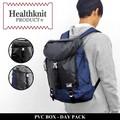 HEALTHKNIT リュック バックパック デイパック リュックサック バッグ PVC