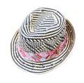 〈SS帽子フェア〉[帽子] ミックスブレイドハット