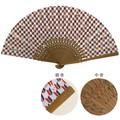 【和雑貨】komon+ 和紙扇子70型25間 矢絣 うさぎ