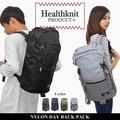 HEALTHKNIT リュック バックパック デイパック リュックサック バッグ 大容量 通勤 通学 メンズ レディース