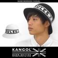 【2016新作】 KANGOL カンゴール ハット BAND BERMUDA CASUAL バンド バミューダ カジュアル ベル型 HAT