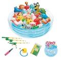 【お祭り縁日商材 安価玩具】eセット ヨーヨーつり どうぶつ 子ども会 お祭り 夏祭り