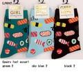 日本製 ☆SUSHI☆ crew socks