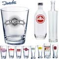【ベルギー製】クラシカルアメリカンデザイン デュロボータンブラー&ボトル