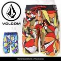 """【VOLCOM】 ボルコム VOLCOM """"Floral Lines"""" 水着 海パン ビーチショーツ メンズ 海水パンツ"""