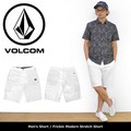 【VOLCOM】ショートパンツ /Frickin Modern Stretch Short/ボルコム ハーフパンツ 短パン