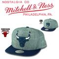 Mitchell&Ness Slub Linen Snapback  14723