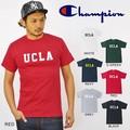 """【DEEDOPE】 """"UCLA"""" USA チャンピオン ボディー使用 CHAMPION メンズ Tシャツ SS TEE"""
