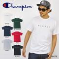"""【DEEDOPE】 """"チャンピョン"""" USA チャンピオン ボディー使用 CHAMPION メンズ Tシャツ SS TEE パロディー"""