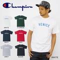 """【DEEDOPE】 """"VENICE"""" USA チャンピオン ボディー使用 CHAMPION メンズ Tシャツ SS TEE"""